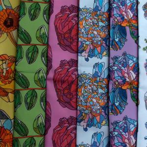 Botanica Fabric Collection Sampler