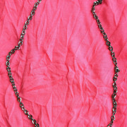 Rustic and Refined Necklace