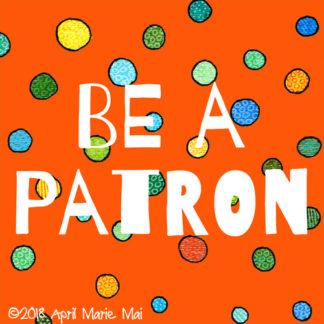 Be A Patron