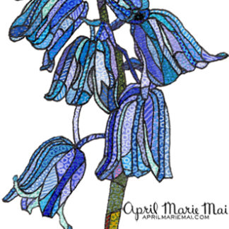 Bluebell by April Marie Mai