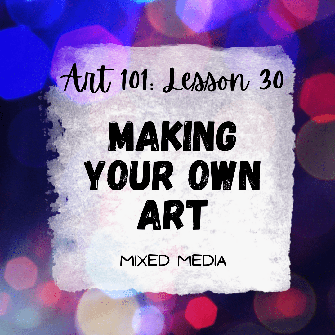 Bringing Everything Together: Starting Your Own Series